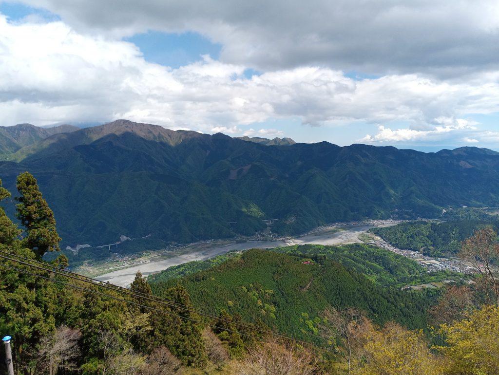 風景 山 川